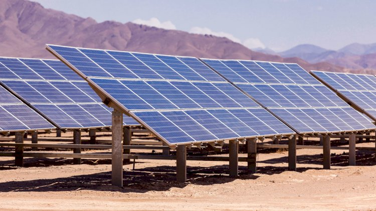 New Mexico utilities look ahead to renewable energy mandates.