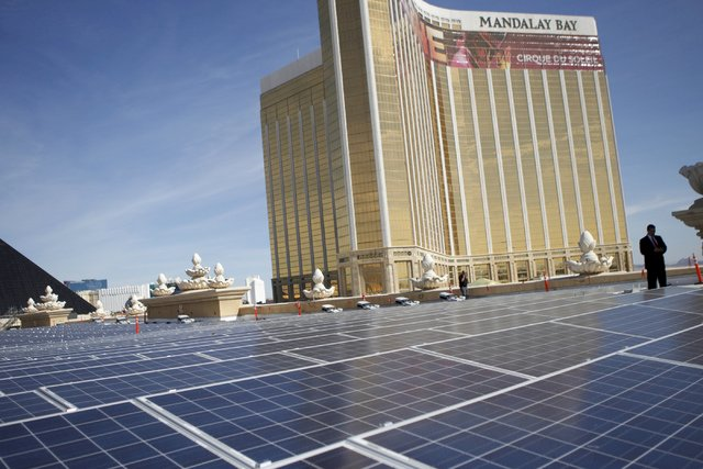 NV Energy Continues to Bring Benefits of Solar Energy to Customers!