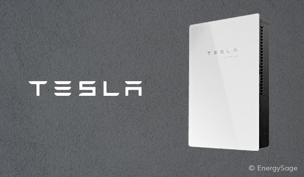 Tesla launches its own solar power inverter!